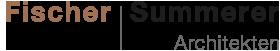 Fischer I Summerer – Architekten Fischer I Summerer – Architekten Logo